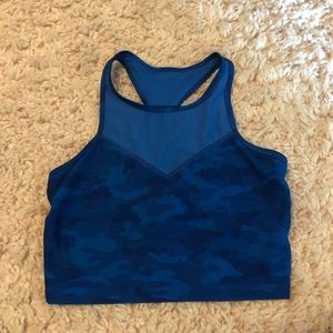 boutique yoga cropped top